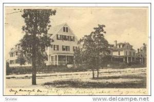 The Berkshire, Pinehurst, North Carolina, 1907