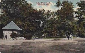 Indiana Madison John Paul Park
