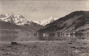 RP, Mountains, M. D. Kitzsteinhorn, ZELL AM SEE (Salzburg), Austria, PU-1929