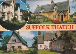 England Suffolk Thatch Multi View