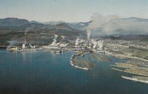 Powell River , B.C. , Canada , 50-60s ; MacMILLAN BLOEDEL Paper MIll