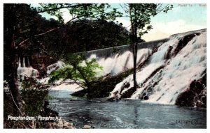 New Jersey  Pompton  Dam