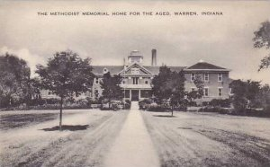 Indiana Warren The Methodist Memorial Home For The Aged Artvue