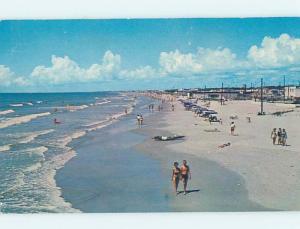 Pre-1980 BEACH SCENE North Myrtle Beach South Carolina SC G5942
