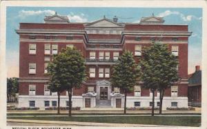 Medical Block, Rochester, Minnesota, PU 1920