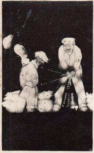 RP: Golf Comic , 1900-10s