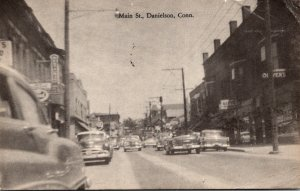 Connecticut Danielson Main Street 1966
