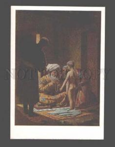 083351 Sale of Boy SLAVE by VERESCHAGIN old Russian PC