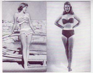 2 - Girl in Bathing Suit
