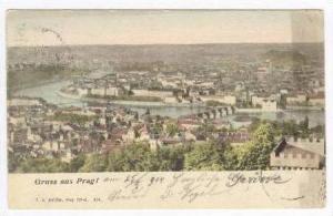 Gruss aus Prag!, Panorama, PU 1905