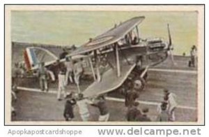 Lloyd German Vintage Cigarette Card Armament Of Allied Forces No 162 French A...