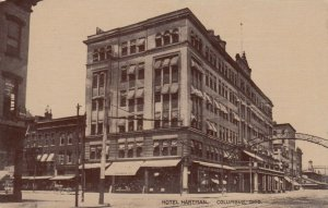 COLUMBUS, Ohio, 1914 , Hotel Hartman