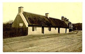 UK - Scotland, Ayr. Burns Cottage
