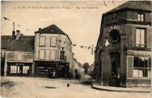 CPA St-Sulpice-les-Feuilles - Rue du Commerce (390608)
