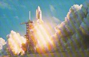 Florida Kennedy Space Center Launch Of Space Shuttle STS-2 12 November 1981