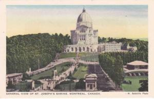 St. Joseph Shrine - Montreal QC, Quebec, Canada
