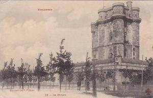 Le Donjon, Vincennes (Val-de-Marne), France, 1900-1910s