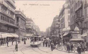 MARSEILLE, France, 00-10s; La Cannebiere