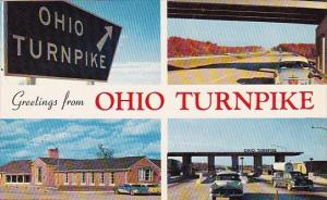 Ohio Turnpike Greetings From Ohio Turnpike