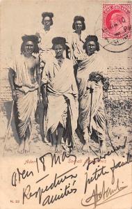 Yemen Aden, Native Somali Herdsmen 1910