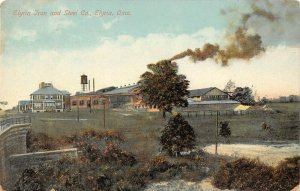 LP62  Elyria Ohio Postcard   Iron   Steel Co