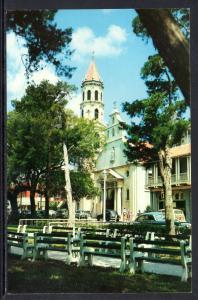 Cathedral,St Augustine,FL BIN