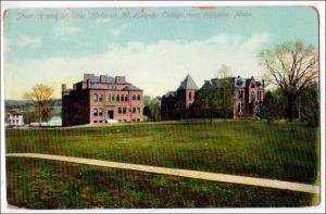 Shattuck & Williston Halls, Mt Holyoke College MA
