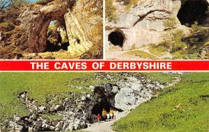 The Caves of Derbyshire, Reynards Cave, Dove Holes, Winnars Pass