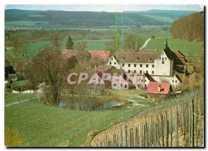 Modern Postcard Blick aus den Reben Ittinger