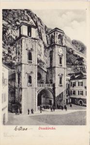 Domkirche , Cattaro [Kotor] . Montenegro , 00-10s