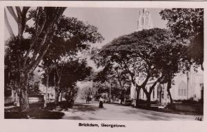 RP: GEORGETOWN , British Guiana , 00-10s , Brickdam (Street view)