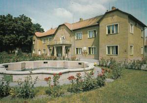Slovakia Calovo house of pioneers