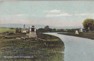 GETTYSBURG , Penn. , 00-10s ; The Bloody Angle