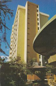 The Pagoda Hotel, Honolulu, Oahu, Hawaii, 40-60s