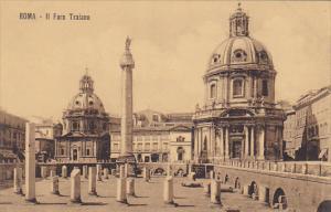 Italy Roma Rome Il Foro Traiano