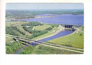 Perry Priest Dam and Interstate 40, Nashville, Tennesse, Bruce Miley