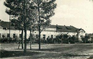 Hungary alpar tanacshaza Postcard