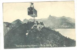 Rio de Janeiro , Brazil , 00-10s : Caminho Aereo Pao d´Assucar #2