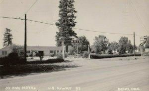 RP: BEND , Oregon , 1940s ; Jo-Anne Motel