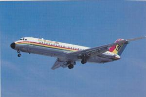 AIR VANUATU Airlines Mcdonnell Douglas DC9-31 Airplane , 60-80s