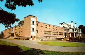 New York City Staten Island St Charles Seminary Main Building