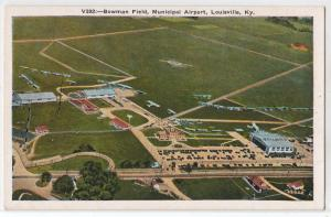 Bowman Field, Airport, Louisville KY