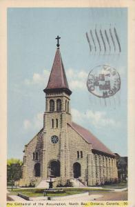 Pro. Cathedral , NORTH BAY , Ontario , Canada , PU-1943