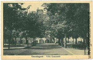 03804  CARTOLINA d'Epoca - CHIETI: GUARDIAGRELE