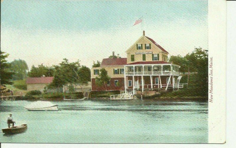 Brunswick, Maine, New Meadows Inn