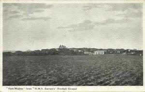 greece, LESBOS MUDROS MOUDROS, Panorama (1920s) Postcard