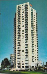 Street View of Laguna Vista, Luxurious Apartment Building, Vancouver 5, Briti...