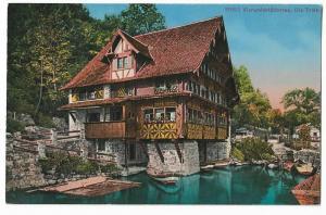 Switzerland Vierwaldstättersee die treib 01.16