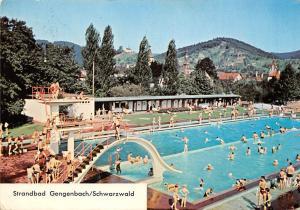 Kurort Gengenbach Schwarzwald Strandbad Schwimmbad