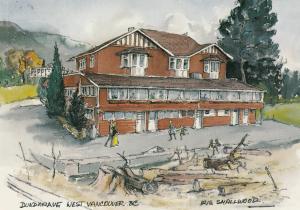 VANCOUVER, B.C. , Canada, 50-60s; Peppi's Restaurant